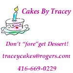 Cakes By Tracey